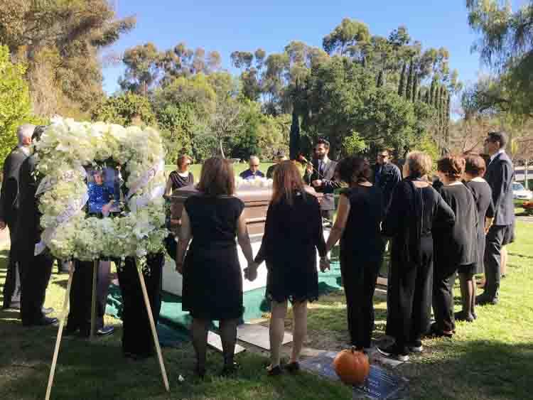 Muslim Burial And Reception At El Toro Memorial Park Lake Forest